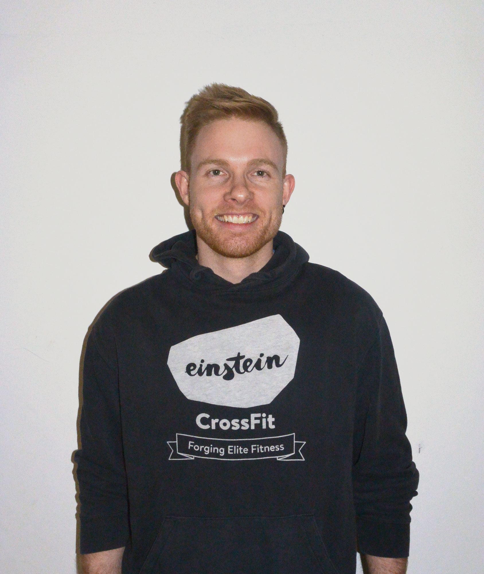 Unser CrossFitCoach Tobi