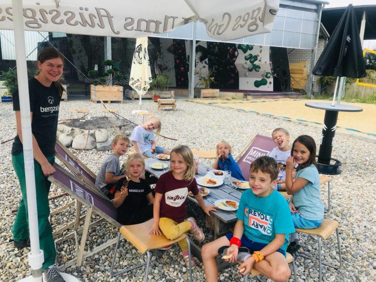 einstein Boulderhalle Sommerferienprogramm